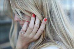 Esta temporada, el anillo es la joya reina