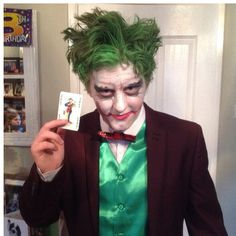 My Joker Cosplay