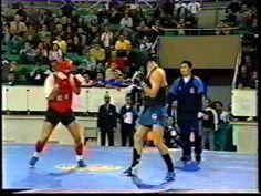 Gigi sanda....Campeonato Mundial de Wushu de Roma