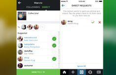 DE LA ZANJA: Instagram permitirá envío de mensajes directos entre usuarios
