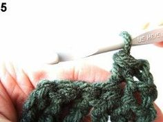 Ever wondered how to do the Half Double Crochet Stitch? Follow this tutorial and learn this useful stitch.