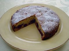 Cherry Cake from the