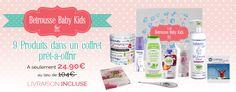 Dans cette nouvelle Edition de la Betrousse Baby Kids,  découvrez  tout le nécessaire pour vos premiers moments avec Bébé.