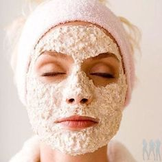 Best Natural Face Masks for Glowing and Beautiful Skin #skin #facemask #natural #homemade #DIY #skincare - bellashoot.com