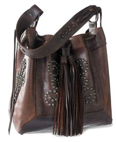 Sierra Handbag.  Crow's Nest Exclusive from Two Bar West...