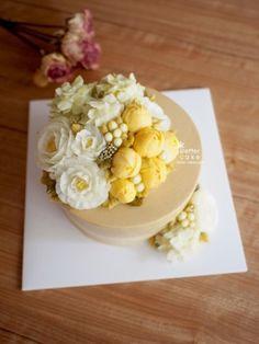 [베러 케이크 심화 커리큘럼 후기] 수제 버터크림플라워 케이크 – 공덕역 마포역 케이크/베이킹 클래스 : 네이버 블로그