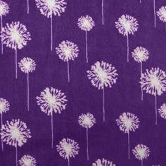 minky dandelions