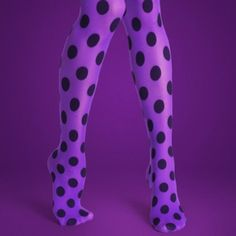 #running #in #circles  #polkadots #dots #spots #spotted  #legs #tights #getitrightgetittight  #stockings #purple #violet #color #colorful #bright #happy #socks #happysocks @happysocksofficial