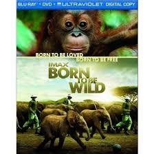 IMAX:+Born+to+Be+Wild+(Standard+Edition+Blu-ray)+Narrated+by+Morgan+Freeman