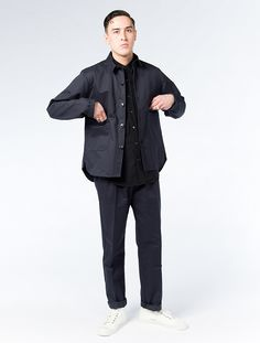 OTHER/man George Work Shirt (RE STOCK) – OTHER