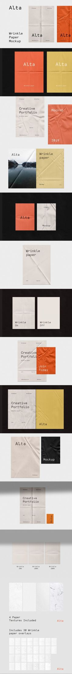Wrinkle - Fold Paper Mockup #invitation #saucer #wrinke #sweaterpattern #clothingbrand #fruits #plate #color #pinterest #overlay #mockups #juice #natural #figs #psd #mock-up #design #creator #guidelines Waffles, Pancakes, Mockup Templates, Figs, Im Happy, Creative Studio, Check It Out, Shout Out, Paper