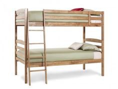 Looking for a space saving bed solution for your child's room? If so, you may wish to take a look at the Brooke bunk bed. Oak Bunk Beds, Space Saving Beds, Honey, Room, Furniture, Home Decor, Small Beds, Bedroom, Decoration Home