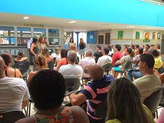Blog do Inayá: Professores são recepcionados no início do ano letivo