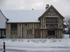 The Ancient House, Walthamstow village