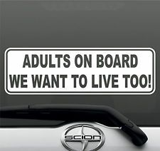 funny adults on board