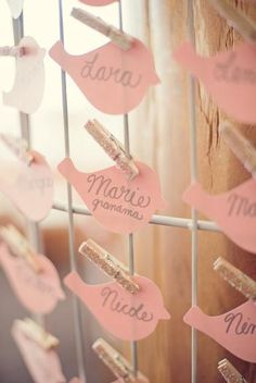 Hostess with the Mostess® - Little Birdie Baby Shower!!