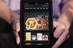São Paulo – A segunda geração do tablet Kindle Fire da Amazon, com tela de 10 polegadas, poderá ser lançada ainda neste ano.