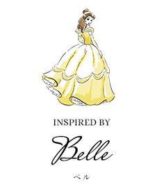 白雪姫 | プリンセスドレス | サードコレクション | ディズニー ウエディング ドレス コレクション Disney Fan Art, Disney Love, Belle Beauty And The Beast, Pinturas Disney, Princess Belle, Disney Pictures, Disney Drawings, Princesas Disney, Disney Wallpaper