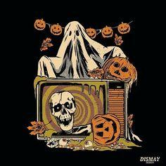 Halloween Artwork, Halloween Painting, Halloween Images, Halloween Wallpaper, Halloween Themes, Halloween Decorations, Halloween Queen, Retro Halloween, Halloween Horror