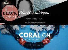@BlackCoral4you joya Collar Coral negro / HANDCRAFT  jewelry Necklace Original Black Coral. gioielli, bijoux  blog: http://blackcoral4you.wordpress.com/ mail:  blackcoral4you@galicia.com A CORUÑA, Galicia - SPAIN 2016