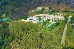 $195M SoCal Compound is the Nation's Most Expensive Listing