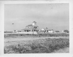Chicamacomico Life Saving Station ~ Rodanthe, NC 1940's