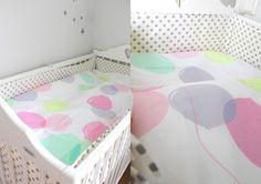 Coconut White Baby room
