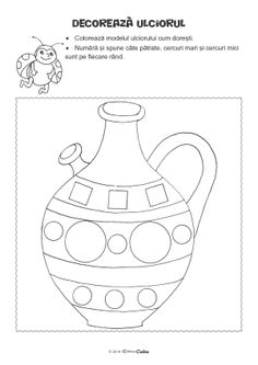 Fise de Lucru - Editura Caba - Carti, caiete de lucru, materiale didactice Greek History, Painted Clothes, Greek Art, Cardboard Crafts, Paper Toys, Art For Kids, Coloring Pages, Activities For Kids, Preschool