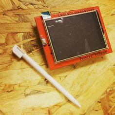 Pantalla táctil para Arduino. Consulta por nuestra variedad de sensores.