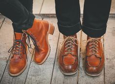 "outlinedcloth: ""Red Wing Wednesday #ourredwings #bootday #redwingboots www.outlinedcloth.com """