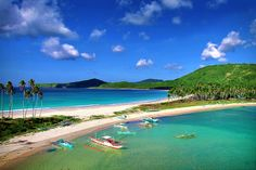 Philippines - Calitang & Nacpan Beach, El Nido, Palawan