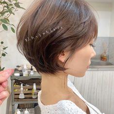 ショート 簡単ヘアアレンジ ナチュラル デート|『 i. 』 omotesando ショートボブの匠【 山内大成 】『i.hair』 482891【HAIR】