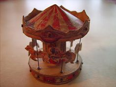 Minisonja: Nostalgic carousel