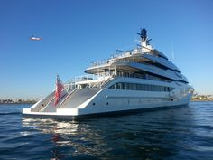 @MarineHydraulic Solutions have been working with the 77m @feadship #Tango recently. #MHS' project has entailed performing a range of lifting tests in conjunction with @RSBRigging Solutions by the hanging of weights around the #yacht to ensure that she complies with the Lloyds safety regulations. www.marinehydraulicsolutions.com #weknowyourhydraulics