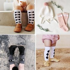 285e0ded4 115 Great Baby Knee High Socks images in 2019