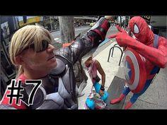 #7 Thor Homem Aranha Spider-Man Marvel Avengers Vingadores Papai RG Copa...