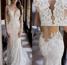 I found some amazing stuff, open it to learn more! Don't wait:https://m.dhgate.com/product/elegant-ivory-mermaid-country-wedding-dresses/403630079.html