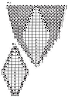 """DROPS 126-1 - Saco DROPS tejido en un círculo en """"Nepal"""", con patrón de hojas. Talla S a XXXL. - Free pattern by DROPS Design"""