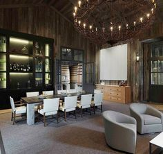 the style saloniste: Architectural Wisdom from the Great Howard Backen Ram's Gate Winery