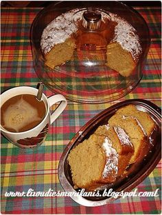 """Οι λιχουδιές της Μαριφάνης: Το """"μεθοδικό"""" αφράτο κεικ βανίλιας Greek Sweets, Greek Desserts, Greek Recipes, Brownie Cake, Cooking Time, Cupcake Cakes, Caramel, Deserts, Food And Drink"""