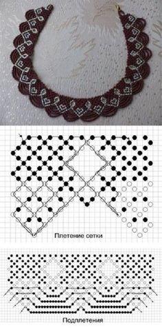 Колье.Схемы. | 1 451 фотография | ВКонтакте