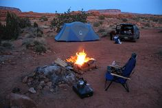 Your Camping Guide for a Frugal Vacation