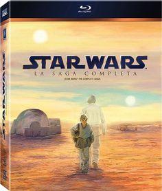 273GB Saga Star Wars [1977-2005] 6BD50 MEGA - Identi