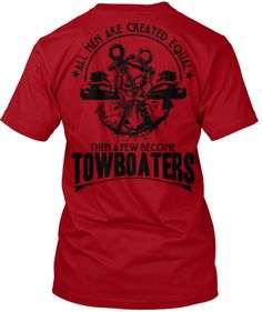 TOWBOATER Tshirts and Hoodies