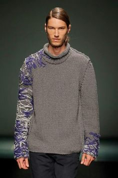 #Men's wear #Trends Josep Abril Fall Winter 2014 #Tendencias #Moda Hombre
