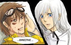""""""" Directive """" by SchifferCake.deviantart.com on @deviantART"""