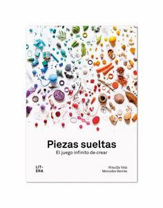Piezas sueltas Art Therapy, Sprinkles, Book, Mini, Gift Cards, Bag Packaging, New Books, Intro To Art, Homeschool
