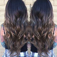 balayage extensions on pinterest academy of cosmetology