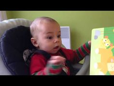 Cute Baby Is Shocked When It Hears What A Roaring Lion Sounds Like For The First Time. | Vidworthy – Funny videos, humor, fail, stunts, pranks, leaks