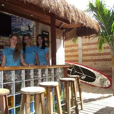 Help our surf cafe with teaching basic English. Surf Cafe, Brazil, Pergola, Surfing, English, Outdoor Structures, Teaching, Projects, Log Projects